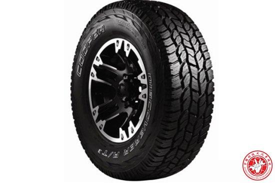 轮胎花纹类型到底如何选?